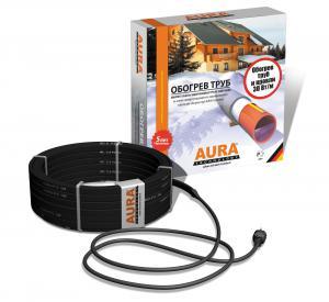 Комплект для обогрева водостоков AURA FS 30-10